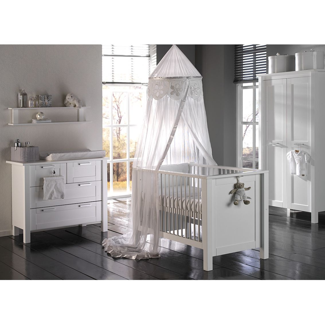 Boori Country Collection Boori Nursery Furniture Set   Boori